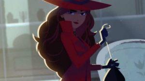 Netflix Carmen Sandiego