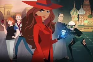 Carmen Sandiego on Netflix